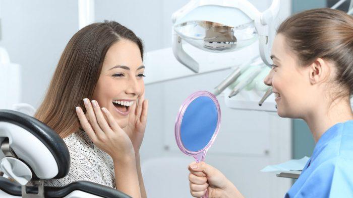 wypełnienia zębów pruszków